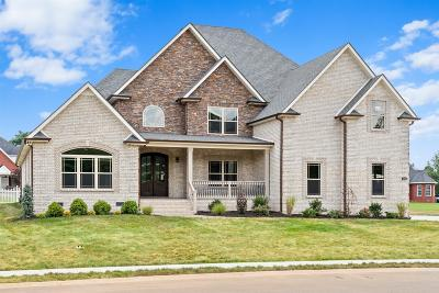 Clarksville Single Family Home For Sale: 14 Savannah Glen