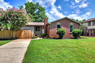 Franklin Single Family Home For Sale: 303 Patrick Ave