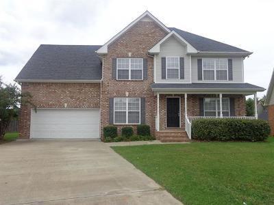 Murfreesboro Rental For Rent: 3316 Goddard Court