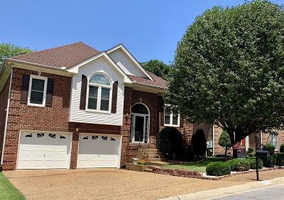 Hermitage Single Family Home For Sale: 4909 Tulip Grove Ln