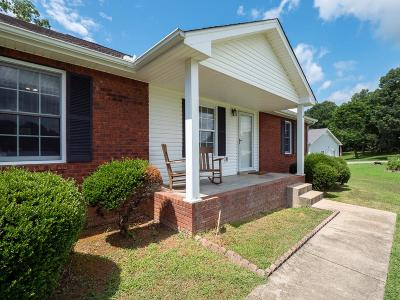 Pleasant View Single Family Home For Sale: 1056 Heatherwood Rd