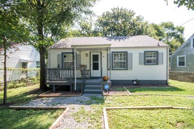 Madison Single Family Home For Sale: 755 Oakdell Ave