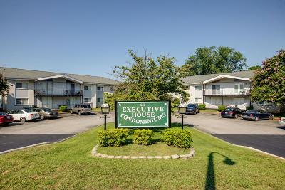 Franklin Condo/Townhouse Active Under Contract: 613 A18 Hilsboro Rd
