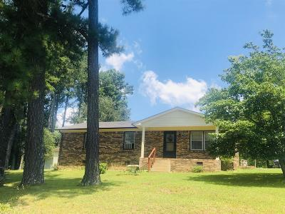 Lawrenceburg Single Family Home For Sale: 1240 Fall River Rd