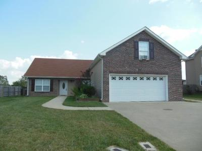 Clarksville TN Single Family Home For Sale: $255,000