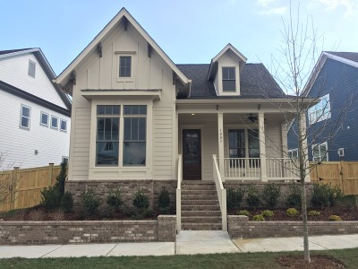 Westhaven Single Family Home For Sale: 1007 Beckwith Street # 2011