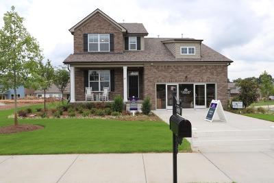 Smyrna Single Family Home For Sale: 605 Green Meadow Lane Lot 82