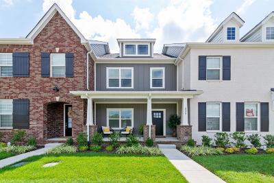 Hendersonville Single Family Home For Sale: 235 Tanglewood Ln