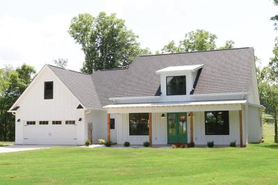Franklin County Single Family Home For Sale: 107 Sharp Springs Road
