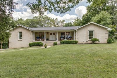 Brentwood Single Family Home For Sale: 5105 Jackson Ln