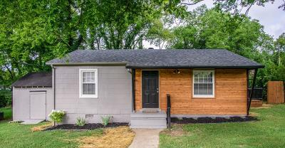 Maury County Single Family Home Active Under Contract: 1117 Morningside Dr