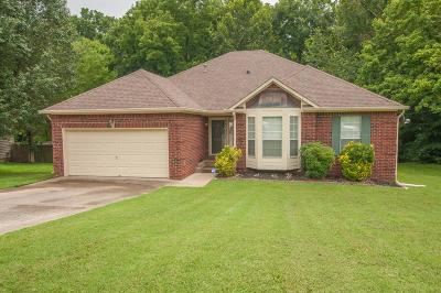 Hermitage Single Family Home Active Under Contract: 4240 New Hope Meadow Rd