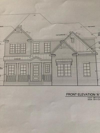 Thompsons Station  Single Family Home For Sale: 3659 Martin Mill Road Lot 8018