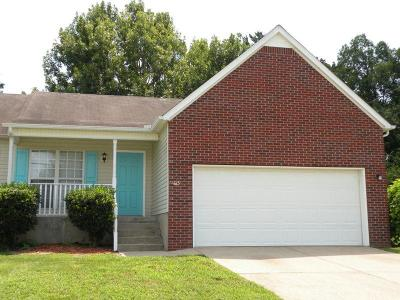 Smyrna Single Family Home For Sale: 615 Dellwood Dr