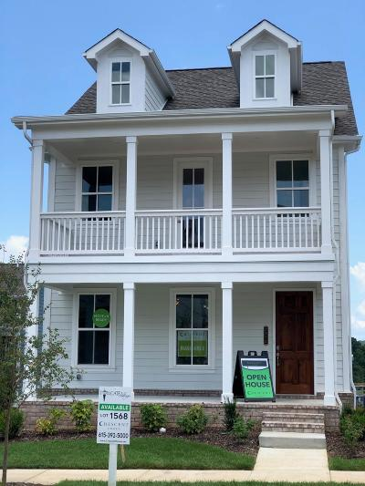 Thompsons Station Single Family Home For Sale: 3268 Vinemont Drive Lot 1569