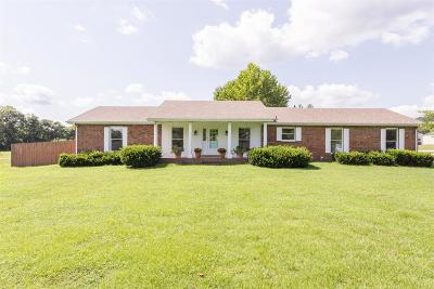 Hendersonville Single Family Home Active Under Contract: 1029 Sandy Valley Rd