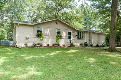 Kingston Springs Single Family Home For Sale: 1009 Copper Still Circle
