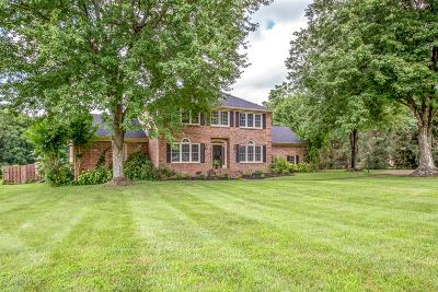 Franklin Single Family Home Active Under Contract: 4076 Trail Ridge Dr