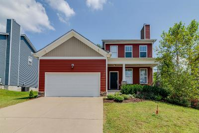 Madison Single Family Home For Sale: 2547 Val Marie Dr
