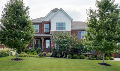 Nolensville Single Family Home Active Under Contract: 359 Crescent Moon Cir