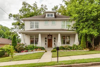 Single Family Home Active Under Contract: 1009 Bate Ave