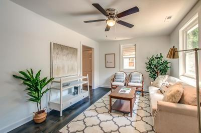 Nashville Single Family Home For Sale: 907 Trice Dr