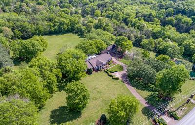 Brentwood Single Family Home For Sale: 1652 Sunset Rd