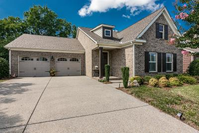 Gallatin Single Family Home Active Under Contract: 1009 Vinings Blvd