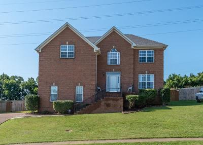 Hendersonville Single Family Home Active Under Contract: 124 Chipwood Dr