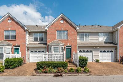 Fieldstone Farms Condo/Townhouse For Sale: 167 Stanton Hall Ln