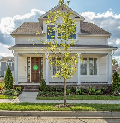 Thompsons Station Single Family Home For Sale: 2246 Maytown Circle Lot 1771
