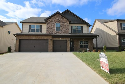 Single Family Home For Sale: 468 Summerfield