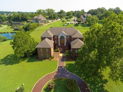 Old Hickory Single Family Home For Sale: 45 Harbor Cove Dr
