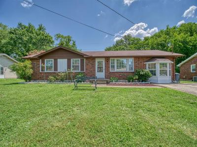 Hendersonville Single Family Home Active Under Contract: 253 Southburn Dr