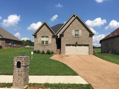 White House Single Family Home For Sale: 105 Grayson Ln