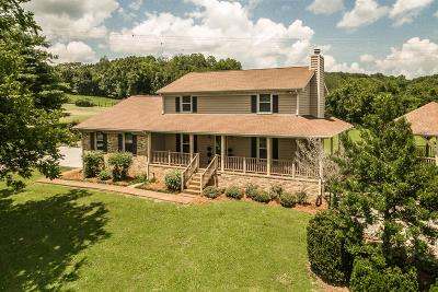 Hendersonville Single Family Home For Sale: 121 Ridgemar Trl