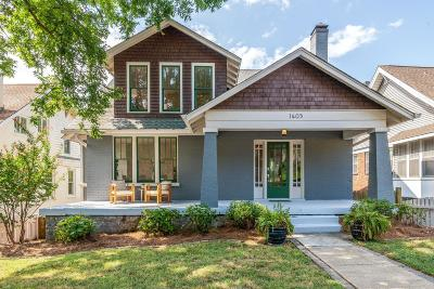 Single Family Home Active Under Contract: 1403 Ashwood Ave