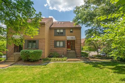 Nashville Condo/Townhouse For Sale: 2220 Westview Dr, Unit 11b