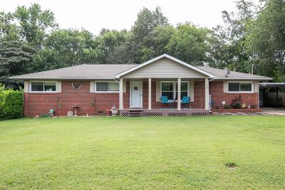 Smyrna Single Family Home For Sale: 312 Holston Dr