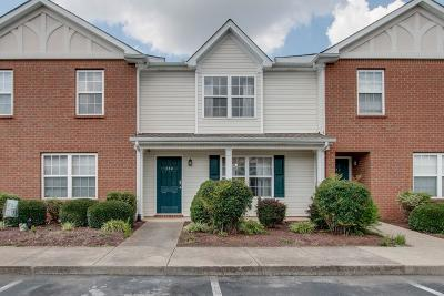 Murfreesboro Condo/Townhouse For Sale: 374 Shoshone Pl