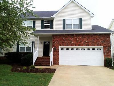 Rutherford County Rental For Rent: 2524 Kilkenny Court