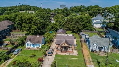 East Nashville Single Family Home For Sale: 1603 Porter Ave