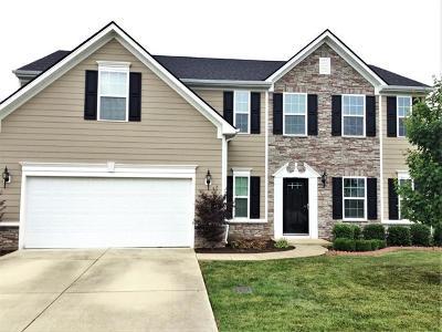 Murfreesboro Rental For Rent: 2810 Shellsford Circle