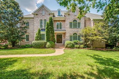 Brentwood Single Family Home Active Under Contract: 9427 Weatherly Dr