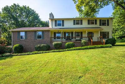Brentwood  Single Family Home For Sale: 5708 Cloverwood Drive