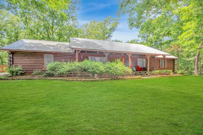 Dover Single Family Home Active Under Contract: 153 Thomas Rd