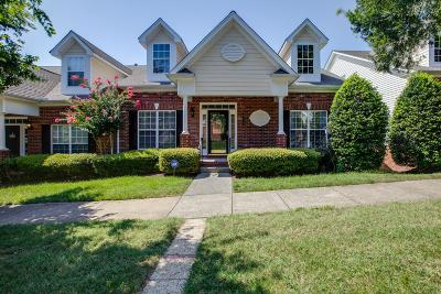 Franklin Single Family Home Active Under Contract: 1313 Decatur Cir