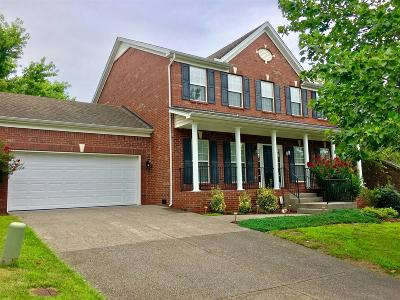 Brentwood  Single Family Home For Sale: 9720 Tanglewood Ln