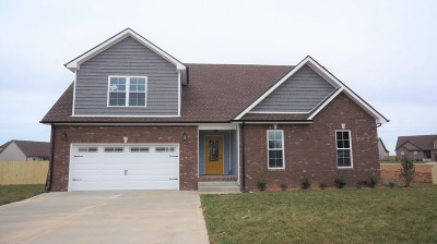 Single Family Home For Sale: 456 Autumnwood Farms