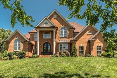 Hendersonville Single Family Home For Sale: 1436 Latimer Ln